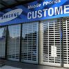 Rollabrick Shop Front Shutters