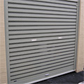 security mesh roller shutter