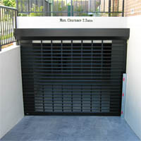 Rollabrick Roller Security Shutter